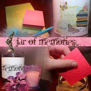 A Jar Of Memories