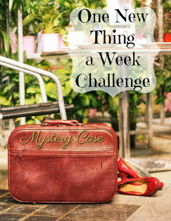 One Thing A New Week Challenge