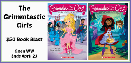 Grimmtastic Girls Giveaway