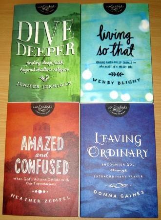 Inscribed Bible Studies - 4 Books