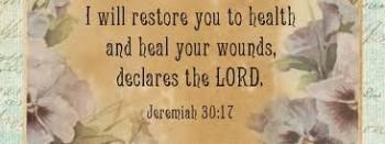 Jeremiah 30:17