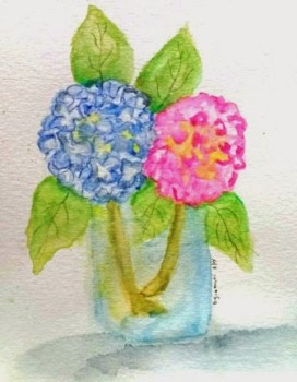 1st Watercolor
