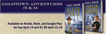 Goldtown Adventures Series - Banner