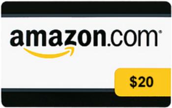 Amazon $20 GC