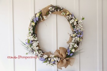 Drab To Fab Wreath