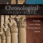 The Chronological Study Bible NIV