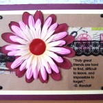 Friendship Blooms Card