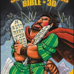The Super Heroes Bible In 3D