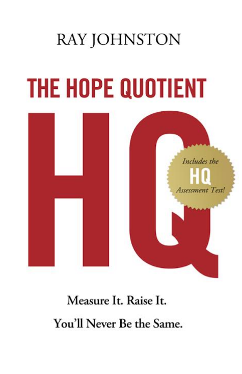 The Hope Quotient Book Giveaway