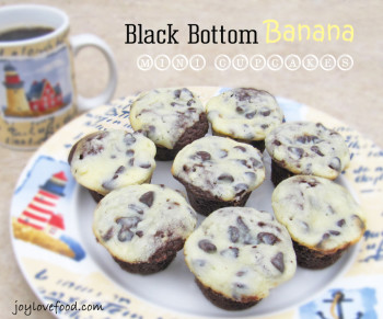Black-Bottom-Banana-Mini-Cupcakes