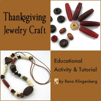 Thanksgiving Jewelry Craft