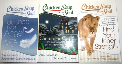Chicken Soup Giveaway - Dec 2014