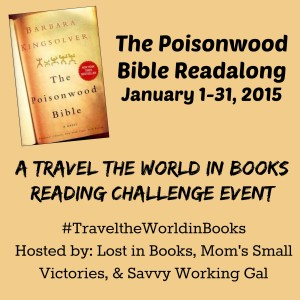 Poisonwood Bible Readathon - Jan 2015