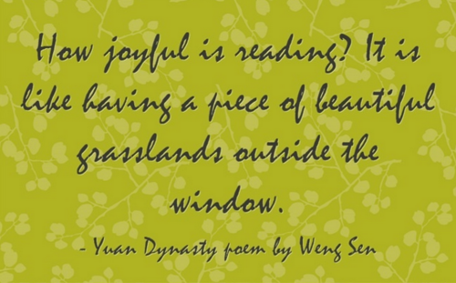 How Joyful Is Reading Quote