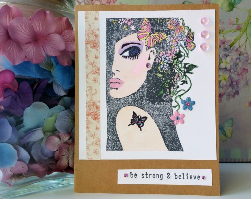 Be Strong & Believe