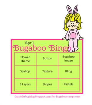 Catch The Bug April 2015 Bingo Challenge