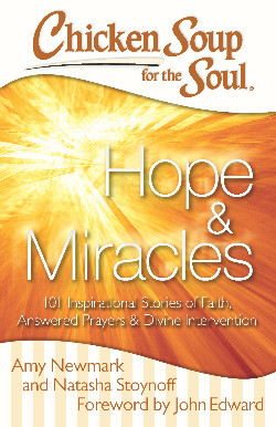 Chicken Soup For The Soul Hope & Miracles Giveaway