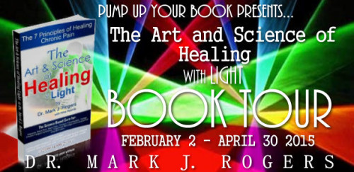 The Art And Science Of Healing Blog Tour Banner