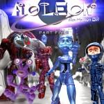 Aoleon The Martian Girl Part 5 The Great Pyramid Of Cydonia