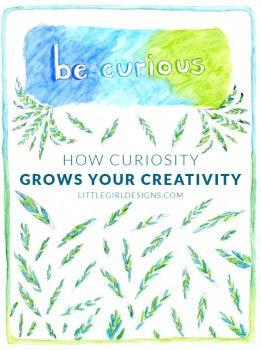 Be Curious