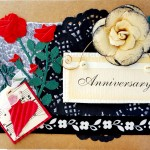 Anniversary Collage Card