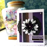 Thinking Of You Card - CWJ3