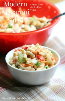 Modern Macaroni Salad