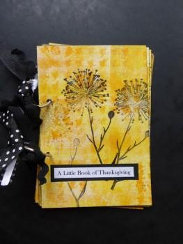 A Little Book Of Thankgsiving