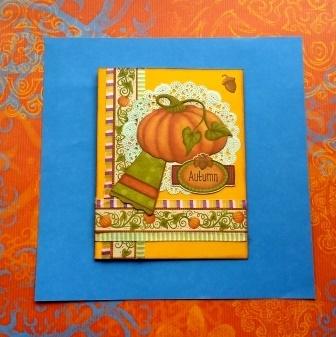 Autumn Card 2
