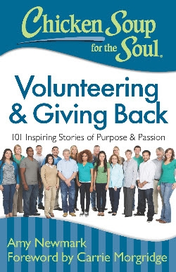 Chicken Soup For The Soul - Volunteering & Giving Back Giveaway