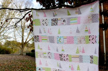Snowy Day Quilt