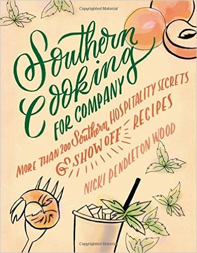 Southern Cooking For Company Cookbook Giveaway