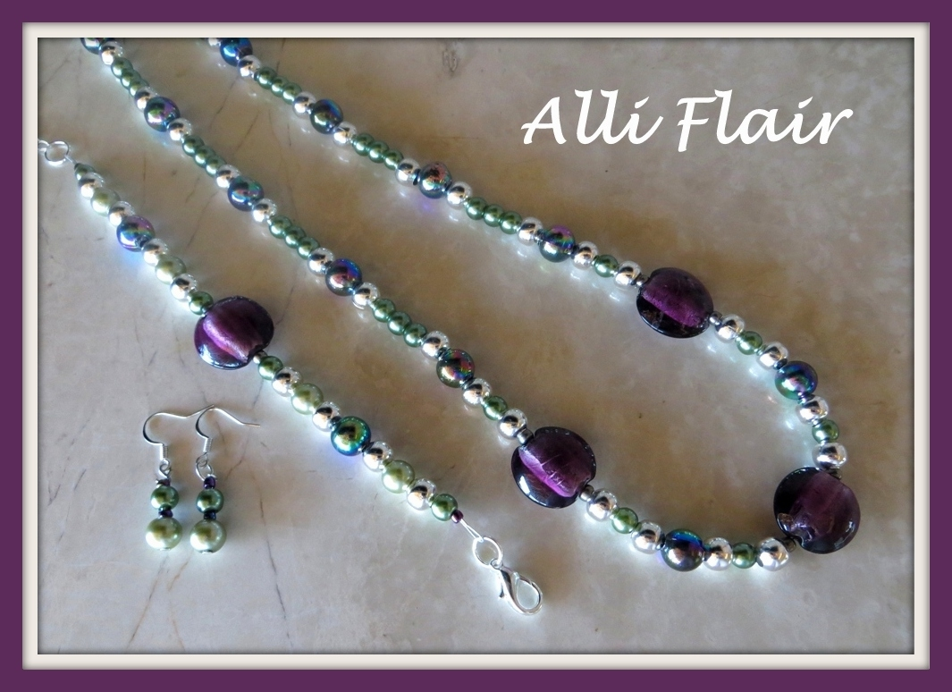 Alli Flair Jewelry Giveaway