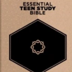 Essentials Teen Study Bible - Thumbnail