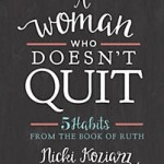 A Woman Who Doesn't Quit