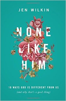 None Like Him Book Giveaway