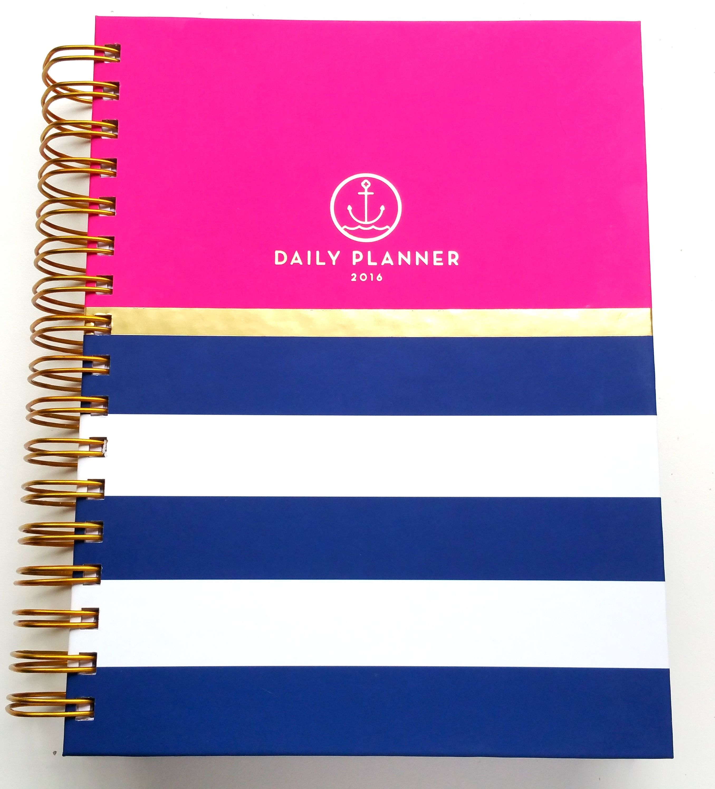 Anchored Press Planner Giveaway