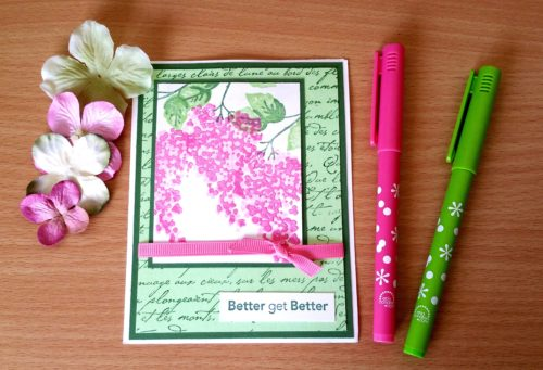 Better Get Better w Flowers - Reverse