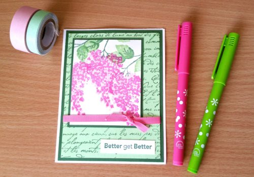Better Get Better w Washi - L