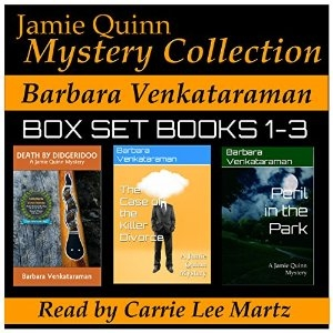 Jamie Quinn Mystery Collection Giveaway