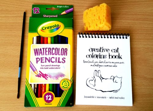 Creative Cat Coloring Book Giveaway - Prizes