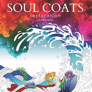 Soul Coats: Restoration Coloring Book Giveaway
