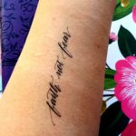Faith Not Fear L