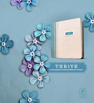 THRIVE Journaling Devotional Bible Giveaway