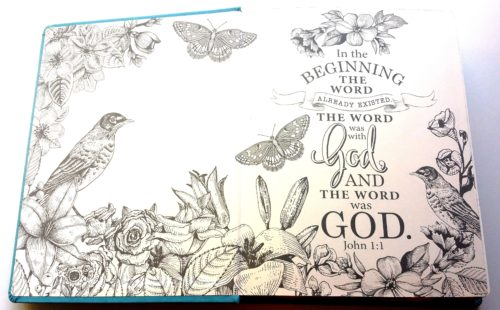 Inspire Bible - Inside Cover