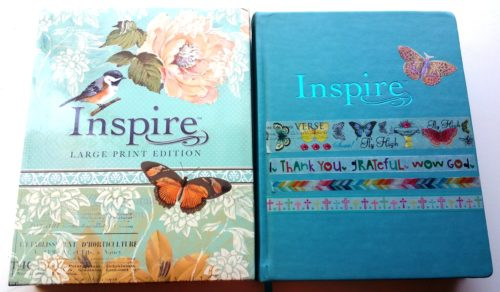 Inspire Bible Washi Cover 1