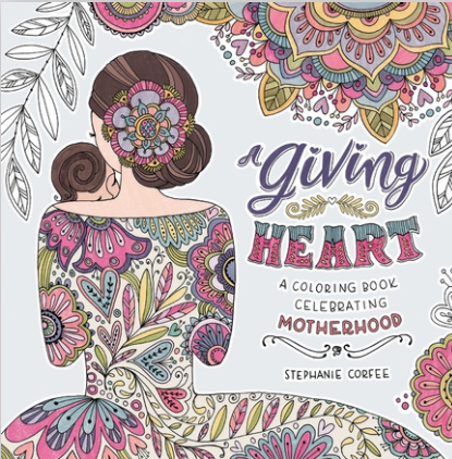 A Giving Heart Coloring Book Giveaway