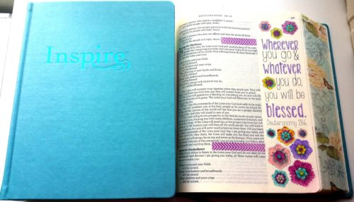 Inspire Bible - Deuteronomy 28