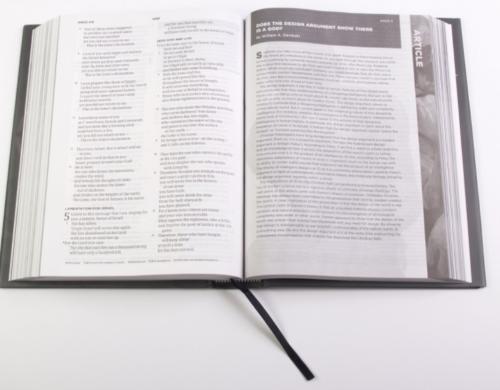 CSB Apologetics Study Bible - Interio