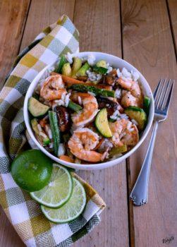 Honey-Lime-Shrimp-and-Vegetables